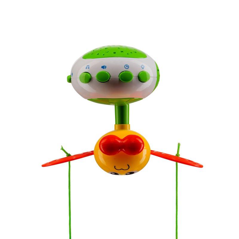 HAPPY BABY Музыкальный мобиль MAGIC BUTTERFLIES (фото, вид 3)