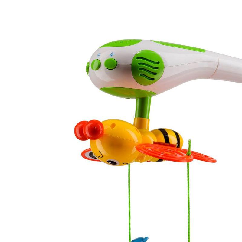 HAPPY BABY Музыкальный мобиль MAGIC BUTTERFLIES (фото, вид 4)