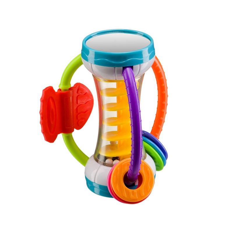 HAPPY BABY Игрушка-погремушка SPIRALIUM (фото, вид 1)