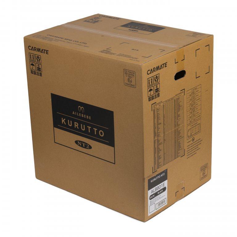 Автокресло CARMATE KURUTTO NT2 (0-18 кг) (фото, вид 22)