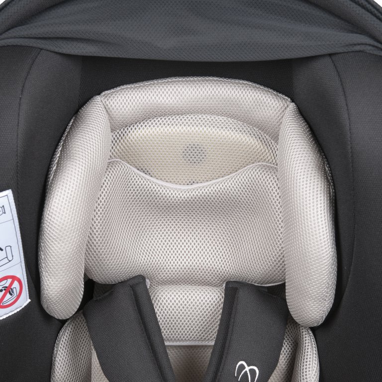 Автокресло CARMATE KURUTTO NT2 Premium (0-18 кг) (фото, вид 13)
