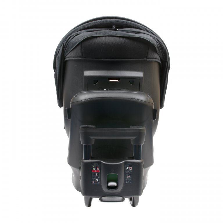 Автокресло CARMATE KURUTTO NT2 Premium (0-18 кг) (фото, вид 16)