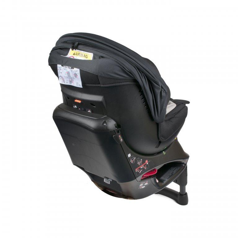 Автокресло CARMATE KURUTTO NT2 Premium (0-18 кг) (фото, вид 17)