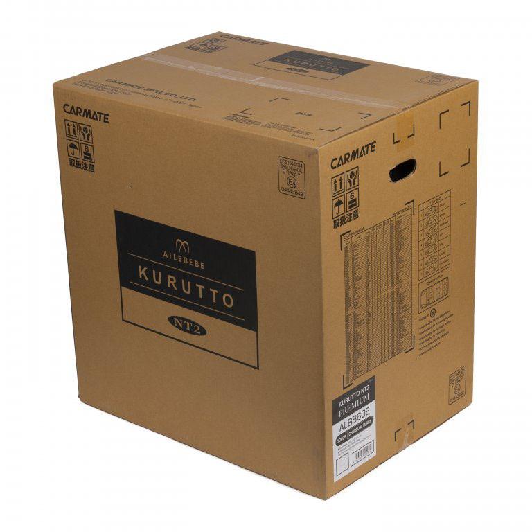 Автокресло CARMATE KURUTTO NT2 Premium (0-18 кг) (фото, вид 19)