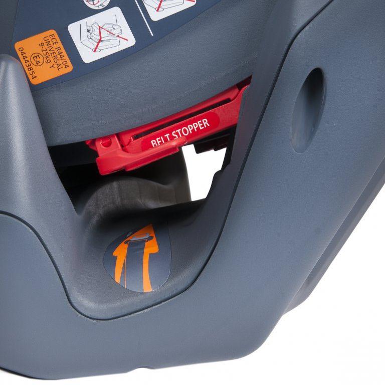 Автокресло CARMATE Swing Moon Premium (9-25 кг) (фото, вид 12)
