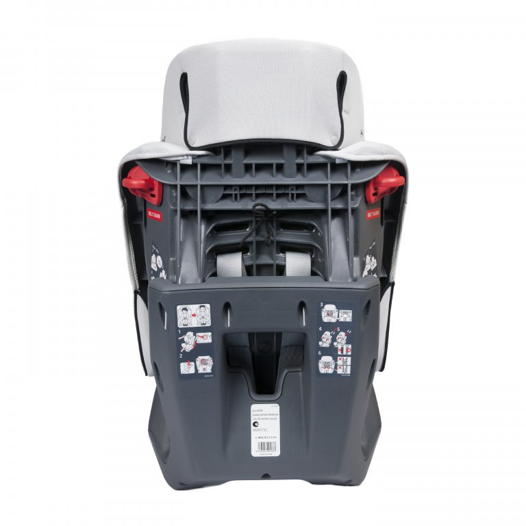 Автокресло CARMATE Swing Moon Premium (9-25 кг) (фото, вид 16)