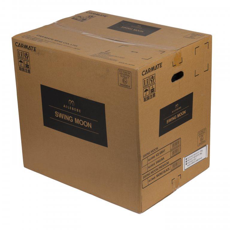 Автокресло CARMATE Swing Moon Premium (9-25 кг) (фото, вид 25)