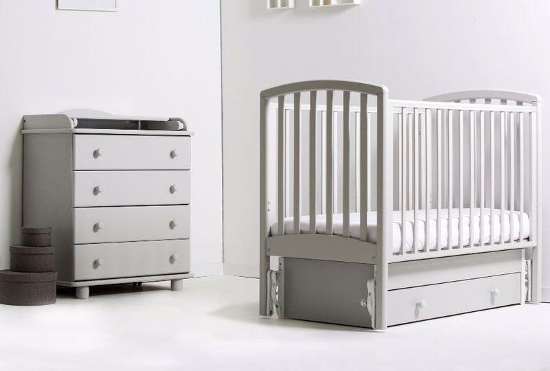Кроватка GANDYLYAN Дашенька (качалка) (фото, вид 13)