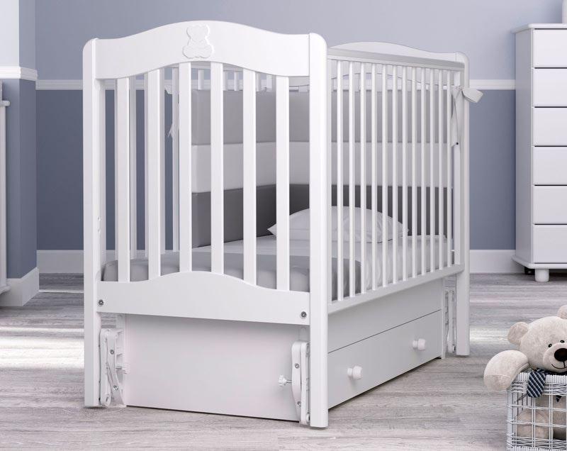 Кроватка GANDYLYAN ВАНЕЧКА (фото, вид 11)
