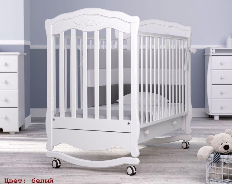 Кроватка GANDYLYAN ШАРЛОТТА (фото, вид 15)