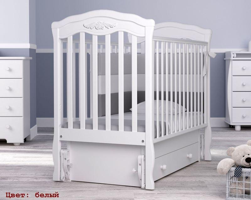 Кроватка GANDYLYAN ШАРЛОТТА (фото, вид 16)