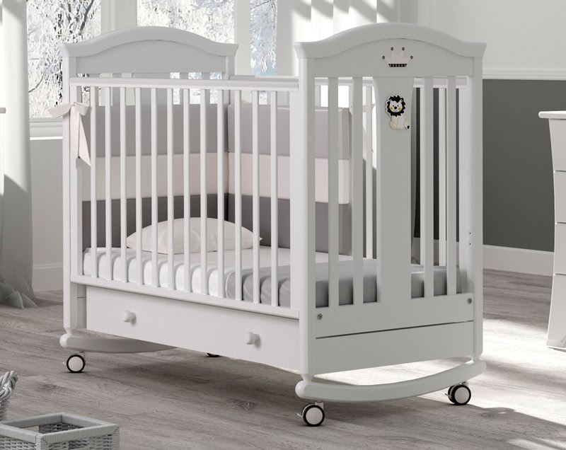 Кроватка GANDYLYAN ДАНИЭЛЬ (фото, вид 12)