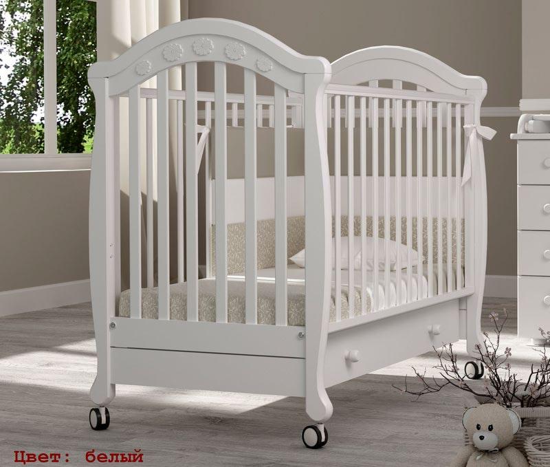 Кроватка GANDYLYAN ДЖОЗЕППЕ (фото, вид 16)