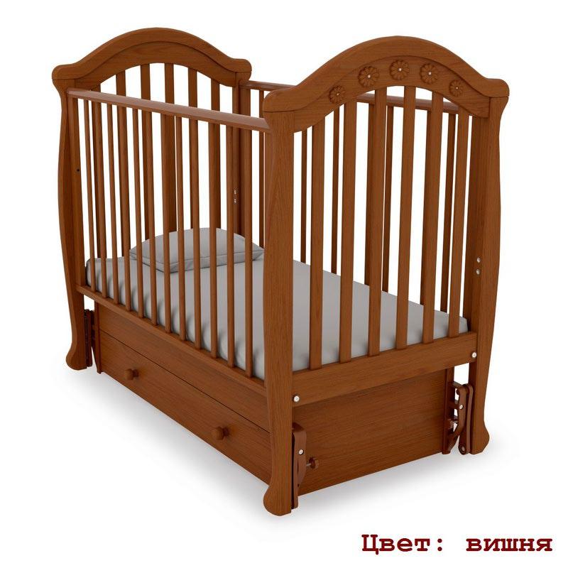 Кроватка GANDYLYAN ДЖОЗЕППЕ (фото, вид 17)