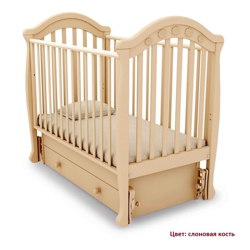 Кроватка GANDYLYAN ДЖОЗЕППЕ (фото, вид 23)