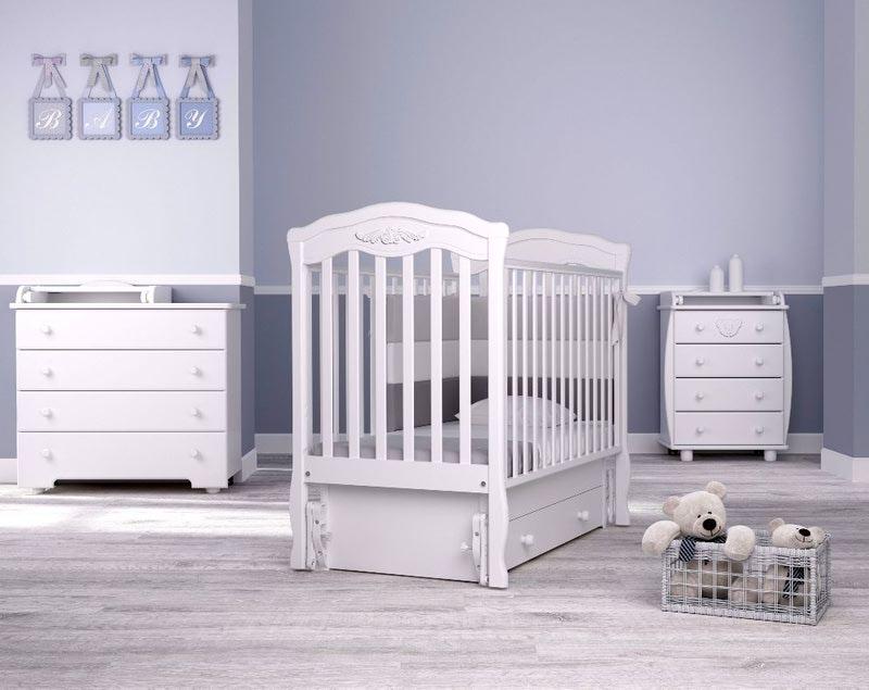 Кроватка GANDYLYAN ШАРЛОТТА (фото, вид 20)