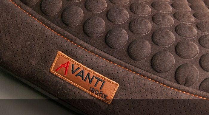 Автокресло COLETTO Avanti IsoFix (15-36 кг) (фото, вид 28)