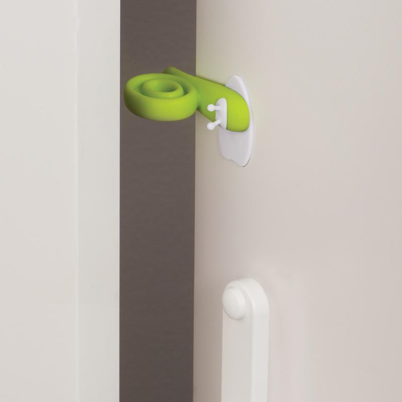 HAPPY BABY Фиксатор двери PULL-OUT DOOR STOPPER (фото, вид 2)