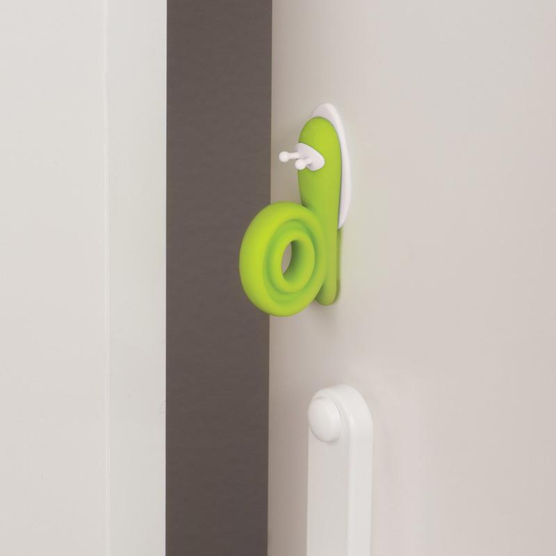 HAPPY BABY Фиксатор двери PULL-OUT DOOR STOPPER (фото, вид 3)