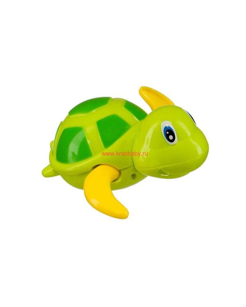 HAPPY BABY Заводные черепашки для ванной SWIMMING TURTLES (фото, вид 1)
