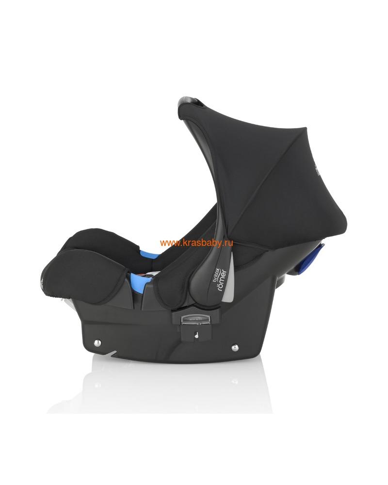 Автокресло BRITAX ROEMER Baby-Safe (0-13 кг) (фото, вид 3)