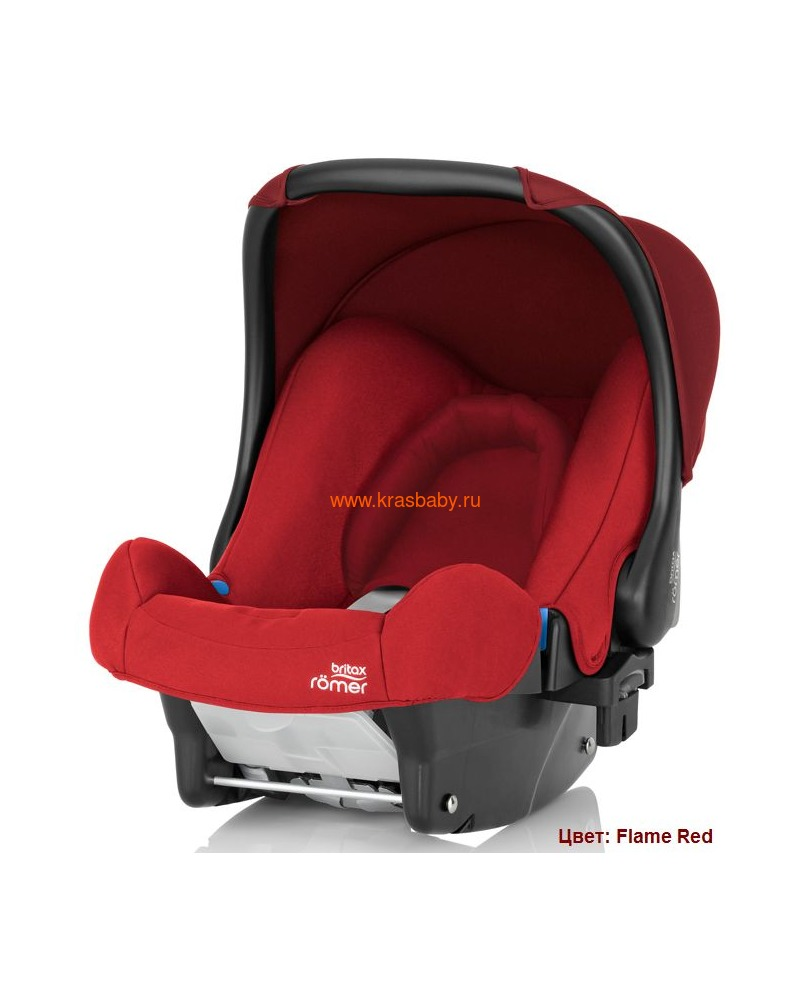 Автокресло BRITAX ROEMER Baby-Safe (0-13 кг) (фото, вид 7)