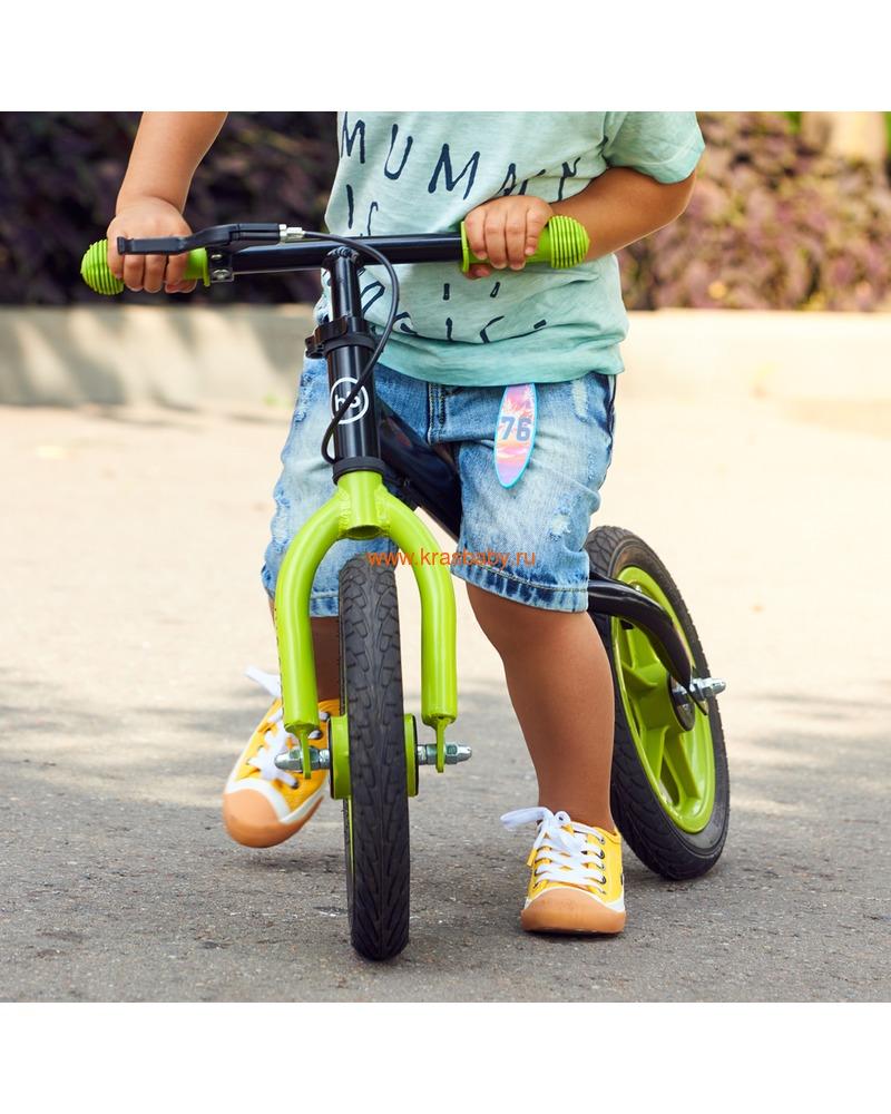 Беговел HAPPY BABY U-RUN (фото, вид 6)