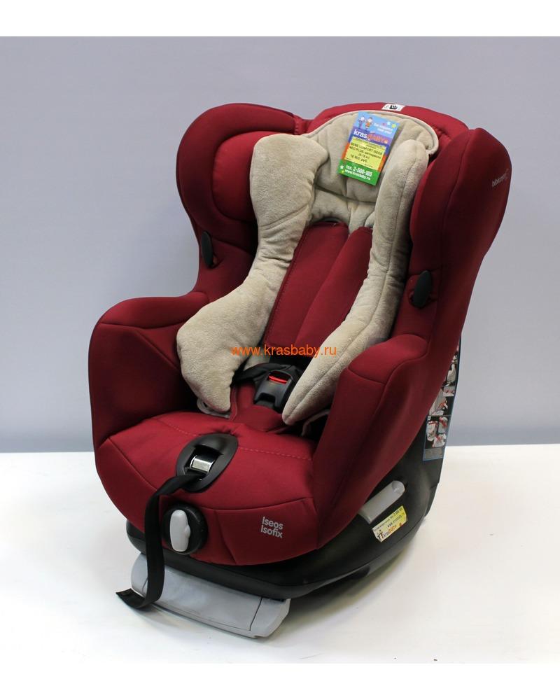 Автокресло Bebe Confort ISEOS NEO PLUS (0-18 кг) (фото, вид 4)