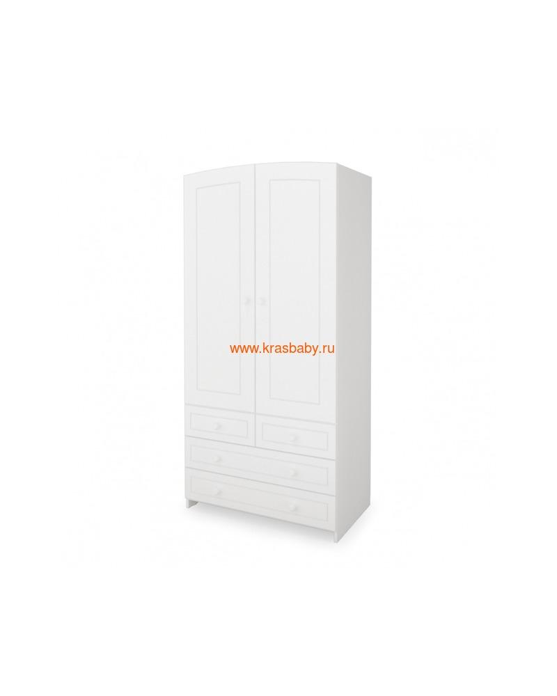 Шкаф GANDYLYAN двухдверный (фото, вид 1)