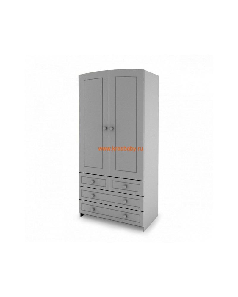 Шкаф GANDYLYAN двухдверный (фото, вид 2)