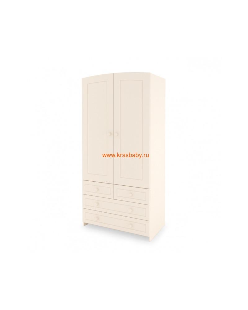 Шкаф GANDYLYAN двухдверный (фото, вид 3)