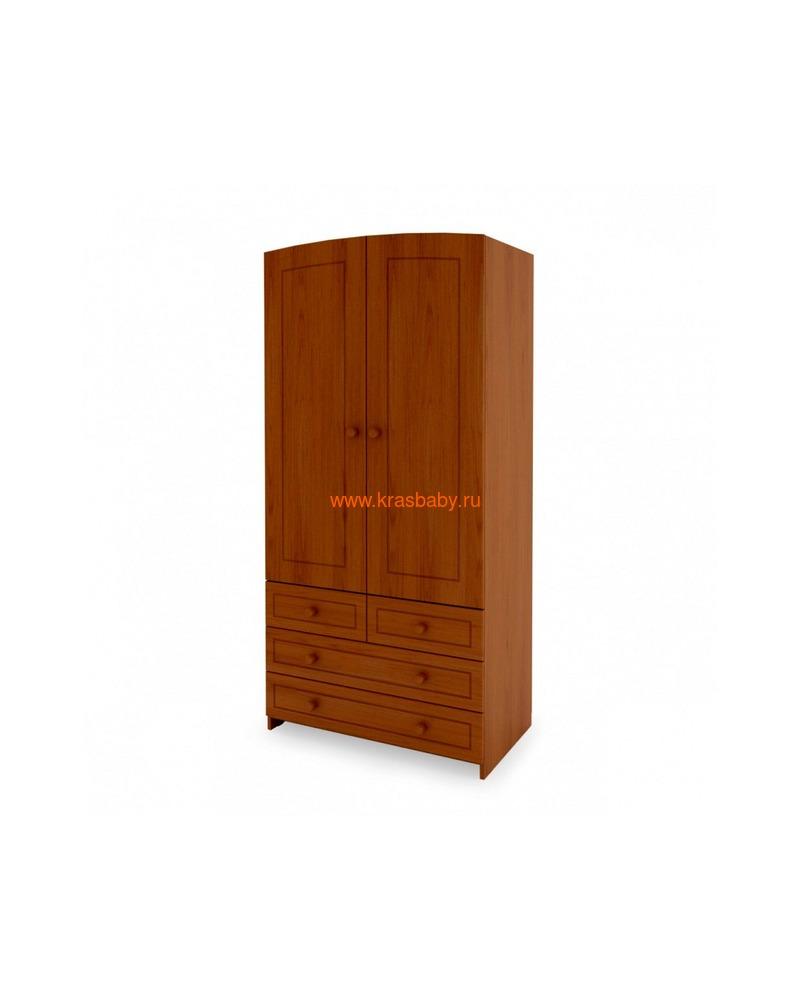 Шкаф GANDYLYAN двухдверный (фото, вид 4)