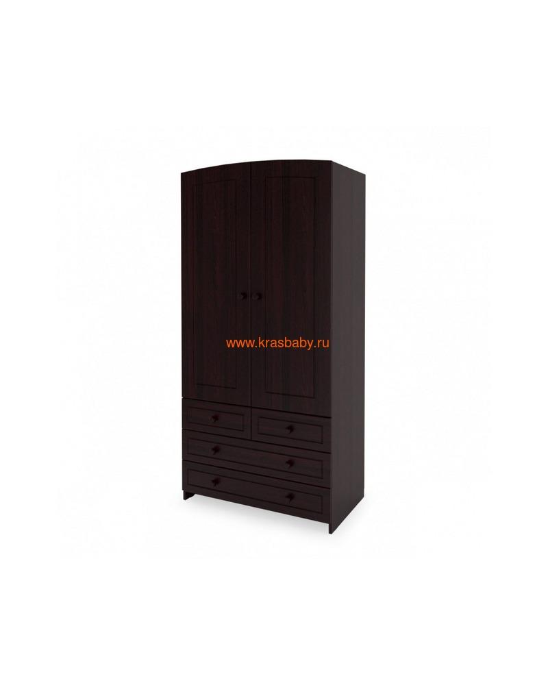 Шкаф GANDYLYAN двухдверный (фото, вид 6)