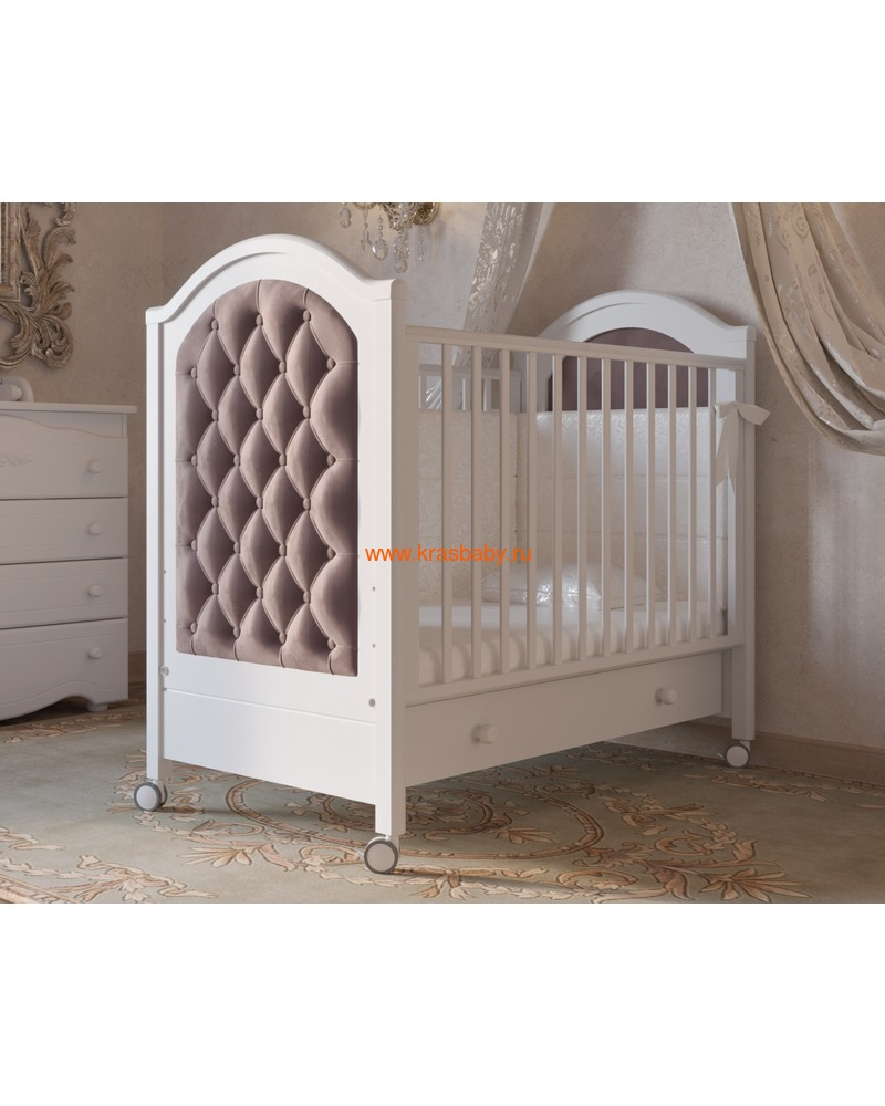 Кроватка GANDYLYAN Софи люкс (фото, вид 1)