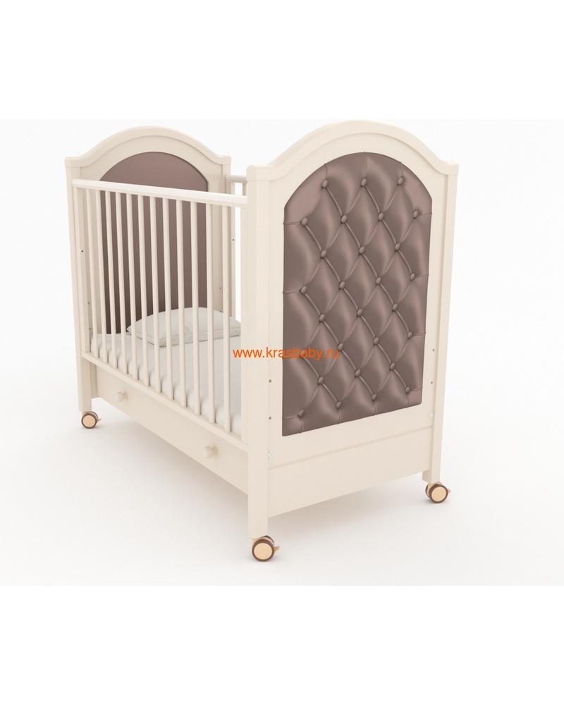 Кроватка GANDYLYAN Софи люкс (фото, вид 2)