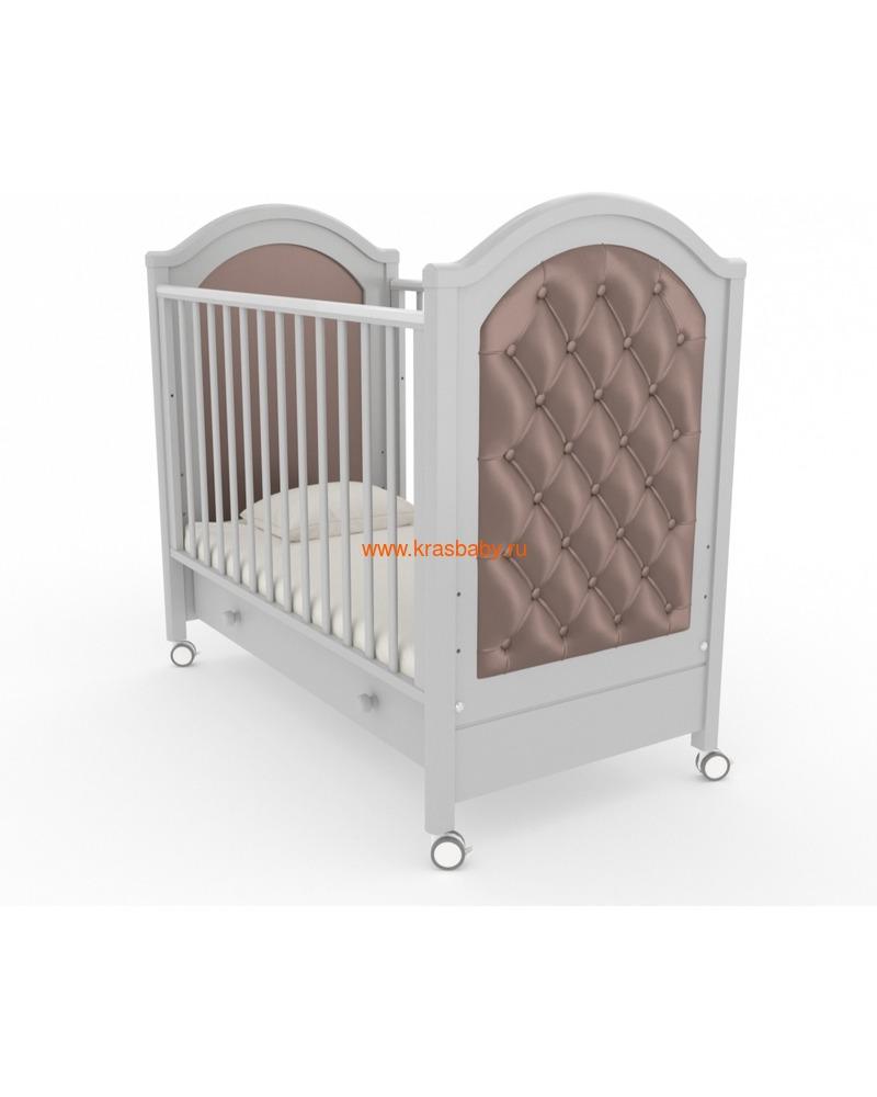 Кроватка GANDYLYAN Софи люкс (фото, вид 3)