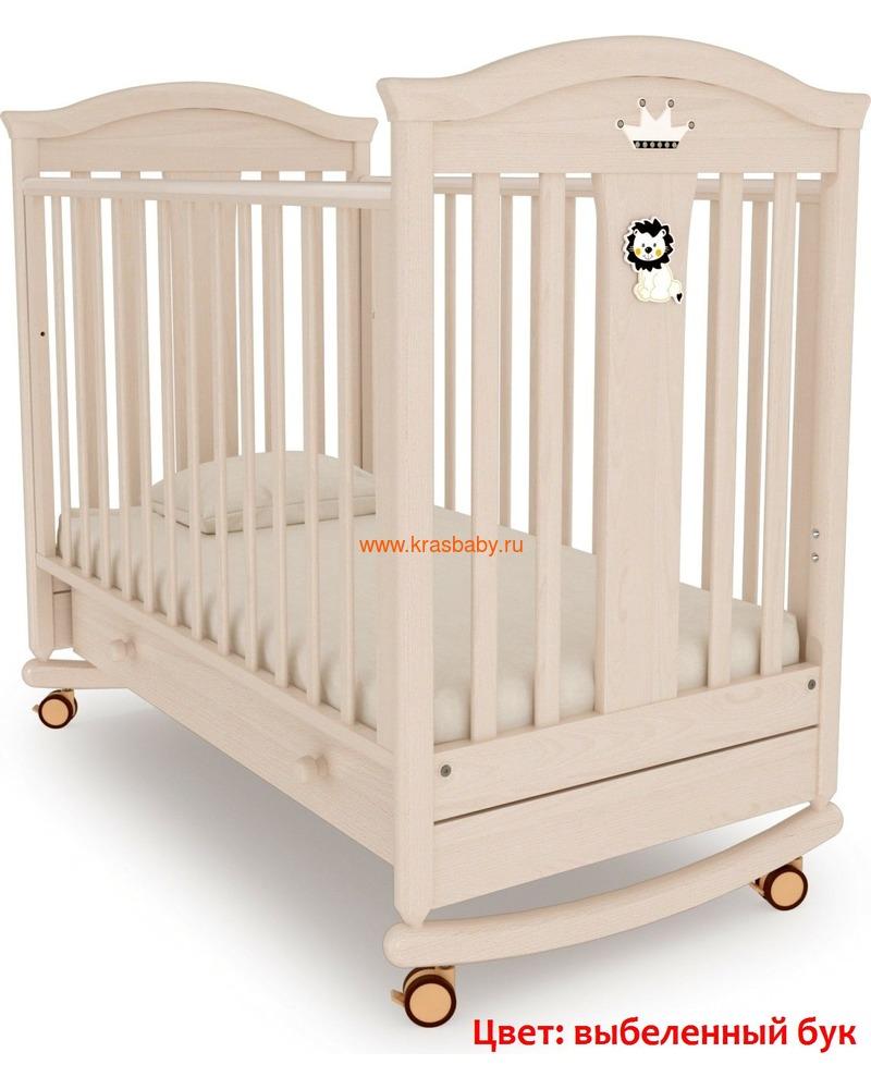 Кроватка GANDYLYAN ДАНИЭЛЬ (фото, вид 15)