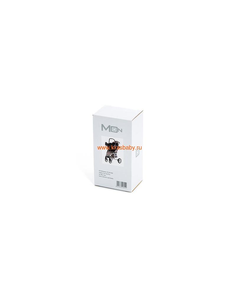 MOON Адаптер Maxi-Cosi, Cybex, Kiddy, Recaro, HTS, GB (фото, вид 3)