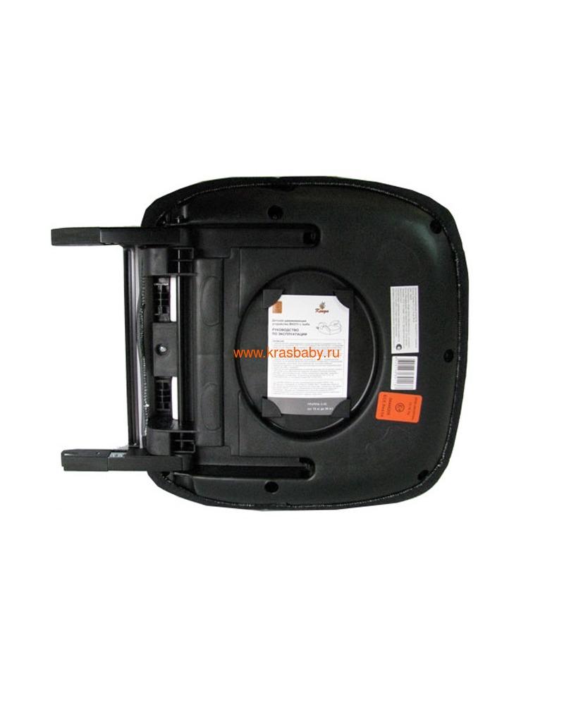 Автокресло-бустер KENGA BH311i Isofix (фото, вид 4)