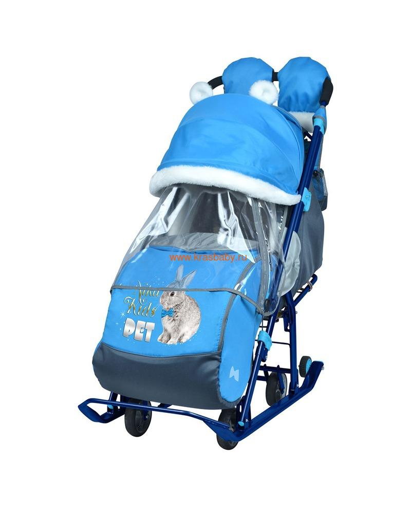 Nika Kids Cанки-коляска ДЕТЯМ 7-2 (фото, вид 7)
