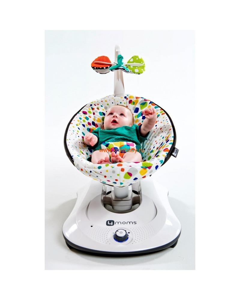 4MOMS Запасные игрушки для кресла-качалки rockaRoo (фото, вид 1)