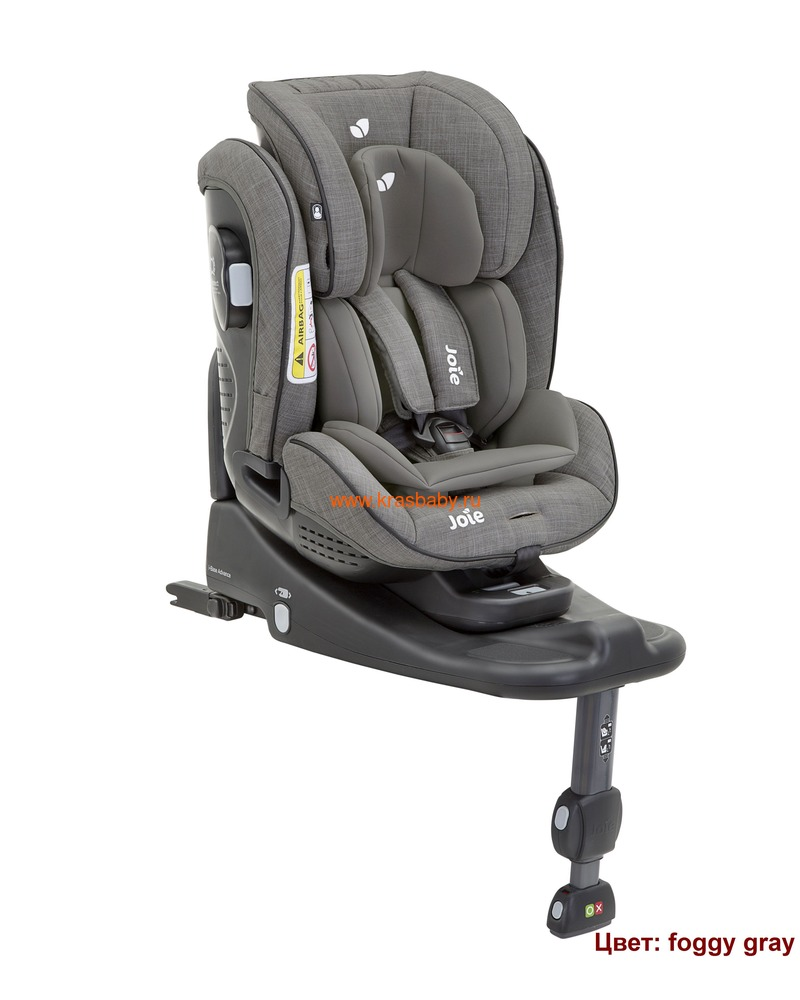 Автокресло JOIE Stages™ ISOFIX (0-25 кг) (фото, вид 5)