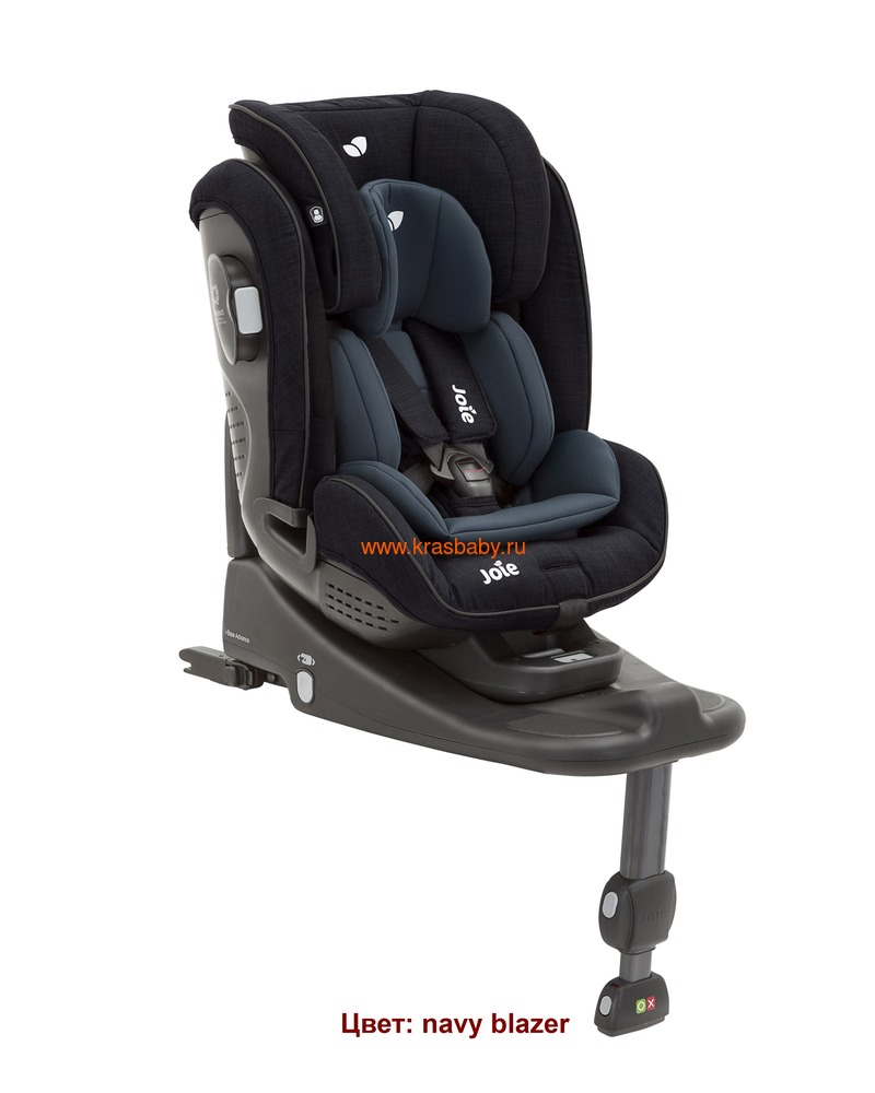Автокресло JOIE Stages™ ISOFIX (0-25 кг) (фото, вид 6)