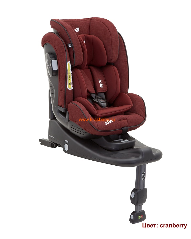 Автокресло JOIE Stages™ ISOFIX (0-25 кг) (фото, вид 7)