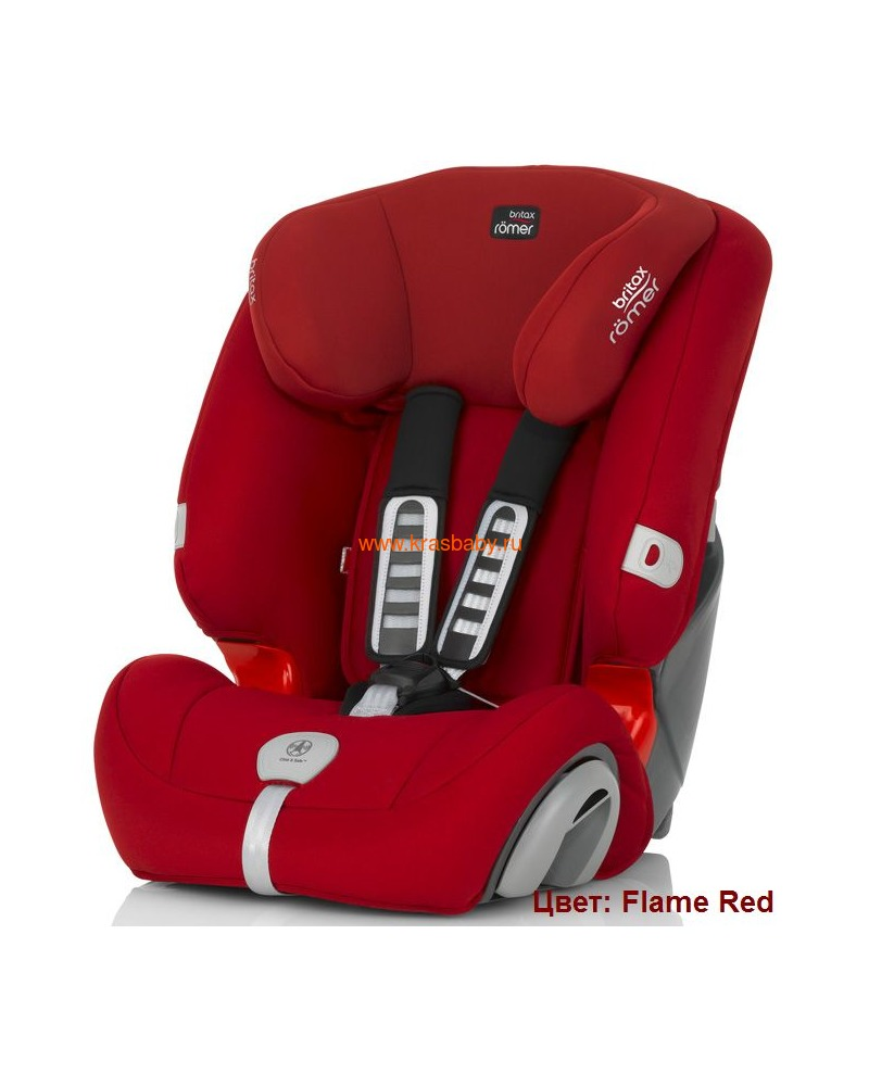 Автокресло BRITAX ROEMER EVOLVA PLUS (9-36 кг) (фото, вид 3)