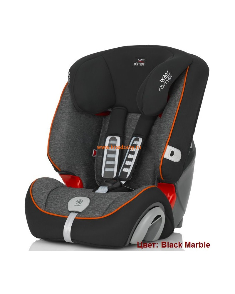 Автокресло BRITAX ROEMER EVOLVA PLUS (9-36 кг) (фото, вид 4)