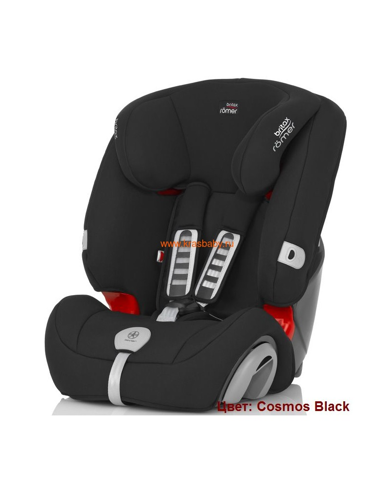 Автокресло BRITAX ROEMER Evolva 1-2-3 plus (9-36 кг) (фото, вид 18)