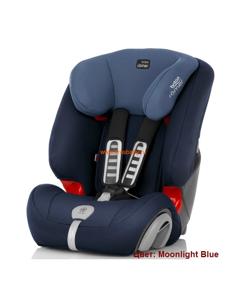 Автокресло BRITAX ROEMER EVOLVA PLUS (9-36 кг) (фото, вид 12)