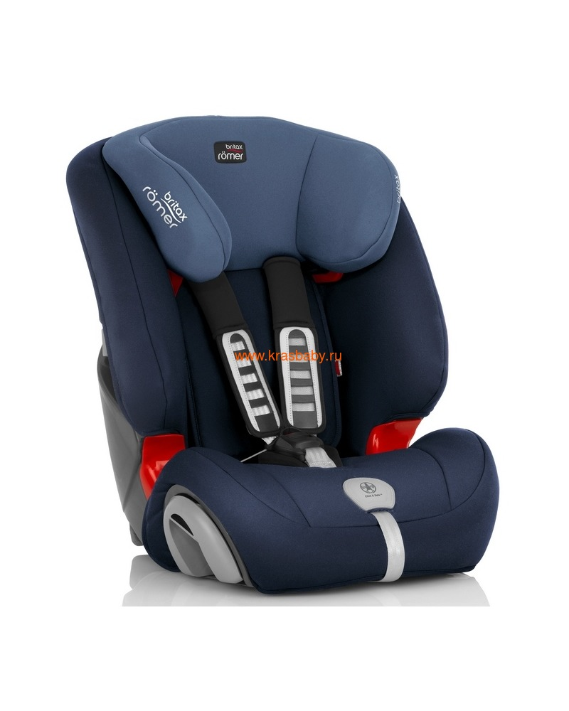 Автокресло BRITAX ROEMER Evolva 1-2-3 plus (9-36 кг) (фото, вид 13)