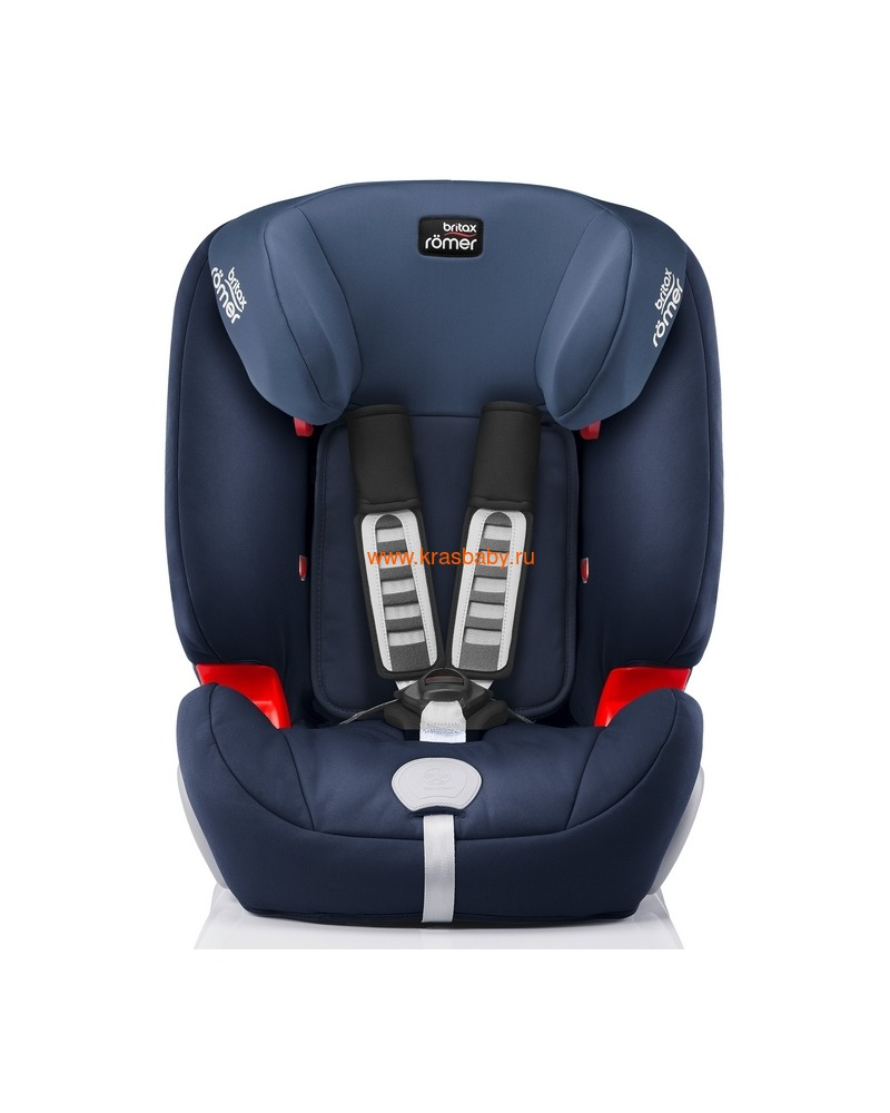 Автокресло BRITAX ROEMER EVOLVA PLUS (9-36 кг) (фото, вид 14)